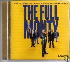 (233G) Full Monty, Soundtrack - 1997 CD