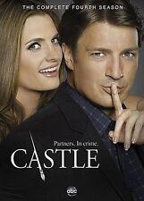 Castle : Season 4 (DVD, 2012, 6-Disc Set)