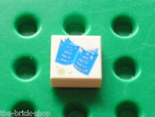 LEGO Harry Potter Tile book ref 3070bpx11 / Set 4752 4756 4731 4709 4729 5825