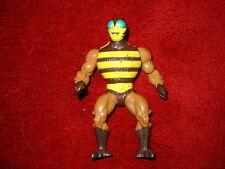 Buzz Off Vintage HeMan MOTU action figure Masters of the Universe Mattel armour