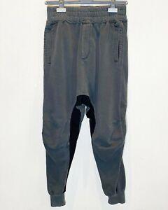 Haider Ackermann Perth Moto Sweatpants in Black (BNWT)