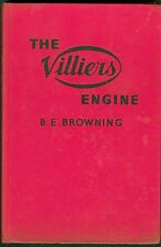 Villiers Engine 1948-1959 Book 2F Autocycle, Mk 1F, MK 4F, 6F, 6F/H, MK 10D, 2T