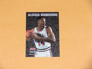 1994 Skybox USA Basketball Alonzo Mourning Dream Play Card #DP1