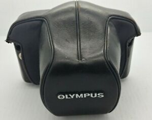 Vintage Olympus OM cameras 1.4N  Brown EVEREADY CASE