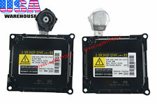 2X HID XENON BALLASTS HEADLIHGT IGNITOR STARTER MODULE FOR TOYOTA LEXUS D4S D4R