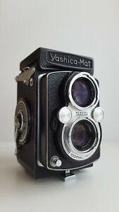 YASHICA MAT  camara  6x6 (leer descripción)