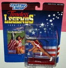 1996 FLORENCE GRIFFITH JOYNER Timeless Legends NM- Olympics starting lineup