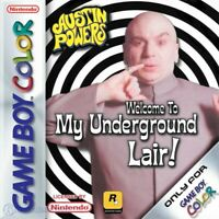 Nintendo GameBoy Color - Austin Powers 2: Welcome to my Underground Lair mit OVP