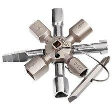 Knipex TwinKey per Tutti gli armadi standard e i sistemi di spegnimento