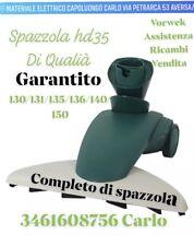 SPAZZOLA FOLLETTO  SNODATA CON RUOTE HD 35 36 PER VK 130 131 135 136 140 150