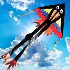BROOKITE SKYBIRD SINGLE LINE KITE 102 x 203cm KIDS EASY TO FLY IDEAL FIRST KITE