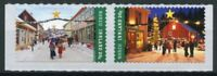 Norway Christmas Stamps 2020 MNH Markets Cultures & Traditions 2v S/A Set