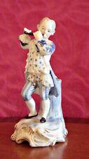 Antique German Meissen Johansen Roth Porcelain Figurine