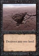 1x Sinkhole MtG: Collectors Edition  NM/NM-