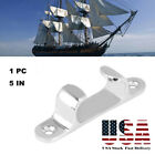 Yacht Marine Fairlead Rope Lead Guide Cleat Hardware Stainless Steel US Shipping