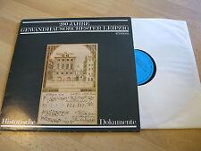 LP 200 Jahre Gewandhausorchester Leipzig Hist. Dokumente ETERNA Vinyl 827453 DDR