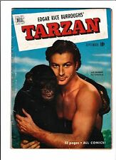 """Tarzan No.24  : 1951 :   : Photo Cover! :   : """"On The Trails Of Antiquity"""" :"""