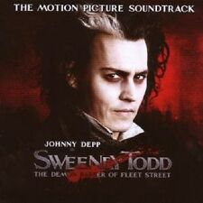 Sweeney Todd-Demon Barber of... COLONNA SONORA CD NUOVO