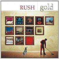 "RUSH ""GOLD"" 2 CD ROCK NEW!"