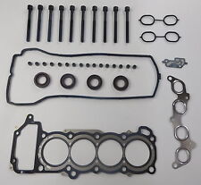 HEAD GASKET SET & BOLTS SUITABLE FOR NISSAN MICRA K12 1.0 1.2 1.4 2002 on VRS
