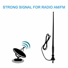 Marine Radio FM AM Antenna Car Aerial For Boat Yacht Tractor ATV UTV Motocyle