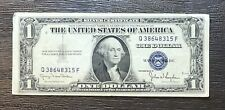 1935-D Silver Certificate 1$ Dollar Bill Note (P226)