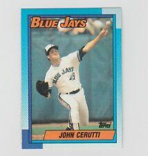 John Cerutti Blue Jays 1990 Topps #211