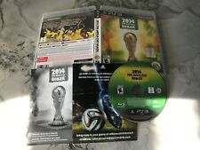 2014 FIFA WORLD CUP - BRAZIL - Sony PlayStation 3 - 2014 - VIDEO GAME