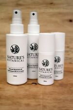 NATURE'S BOTANICAL ROSEMARY AND CEDARWOOD Insect Repellent Pack of 4 Lotions