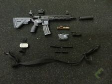 1/6 Easy & Simple Black Operation Field Agent Langley HK416 Rifle Set