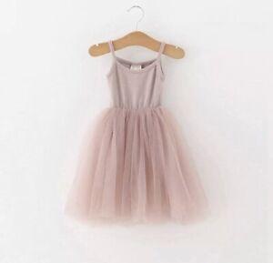 Baby Ballerina Tutu Dress Pink Age 18-24 Months