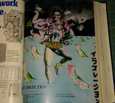 "ART DIRECTION April thru Sept 1979 ""Magazine of Visual Communications"" 6 months."