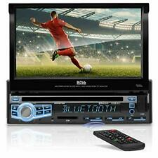 BOSS Audio Systems BV9976B Car DVD Player - Single Din, Bluetooth Audio and Call