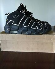 Nike Air More Uptempo Black/White 2010. Men's size 11.5.