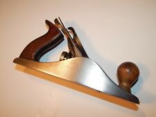 "Stanley Bailey No4½ wood plane. ""Sweetheart"" Type 15,1931-32. Woodworking tools."