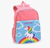 Personalized Rainbow Unicorn Kids Backpack