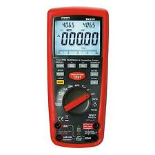 Sealey Digital Automotive Multimeter/Analyser/Insulation Tester-Hybrid Car-TA320