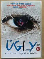 The Ugly DVD 1997 Culto New Zealand Serial Killer Suspense Terror Película