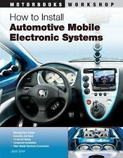How to Install Automotive Mobile Electronic Systems Jason Syner Transportation