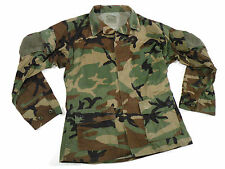Oldschool Operator Modified Woodland Combat Coat BDU Shirt Med/Reg Green Beret