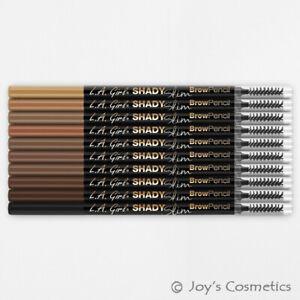 """1 LA GIRL Shady Slim Brow Pencil - Retractable """"Pick Your 1 color"""" *Joy's*"""