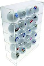 Perspex Golf Ball Display Rack - Holds 20 Golf Balls