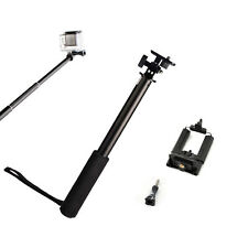 Extendable Monopod Handheld Selfie Stick for Camera GoPro Hero 1 2 3 + 4 iPhone