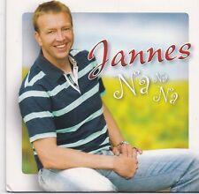 Jannes-Na Na Na cd single