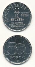Hungary / Ungarn - 50 Forint 2021 UNC - Gedenkausgabe, New