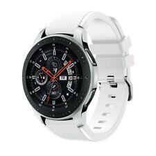 Pulseira de Silicone nos Pulseira Pulseira de substituição para Samsung Galaxy Watch 46mm
