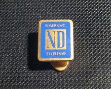 NARDI TORINO Button Enamelled 60er Jahre 12x16mm Steering Wheels Porsche