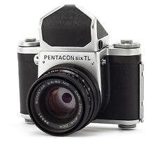 Pentacon Six TL mit 2,8/80mm Biometar MC