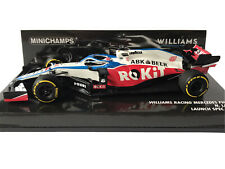 Minichamps 417200006 Williams Mercedes FW43 N.Latifi Launch Spec F1 2020 1:43