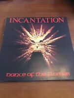 Incantation-Vinyl LP Gatefold-Dance Of The Flames-Beggars Banquet-BEGA -VG/EX